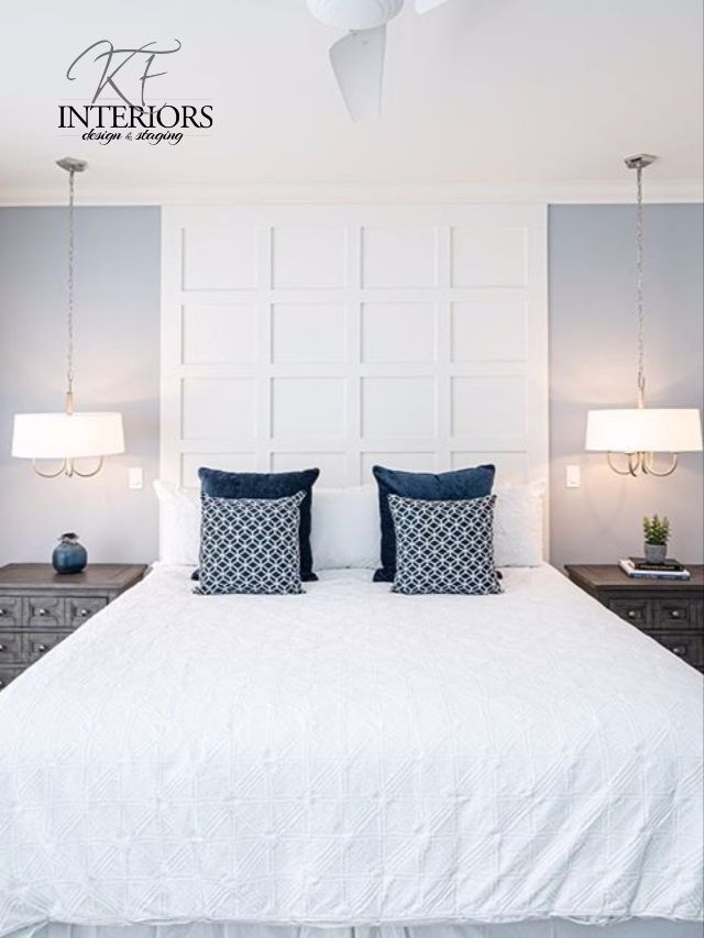 On this week's blog I am sharing some easy, no-reno tips that will have you listing and showing your home with confidence! #homestagingtips #staging #tipsforsellingyourhome #howtosellyourhome #interiordesigntips