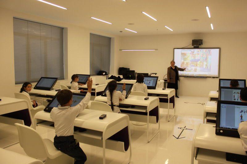Modern N School Classroom : Modern classroom pinterest