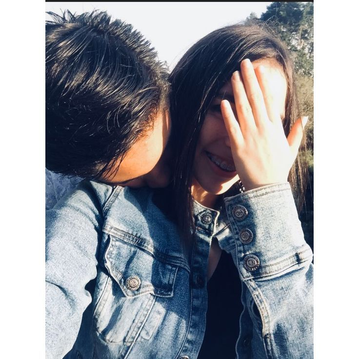 фото пары закрытое лицо таит