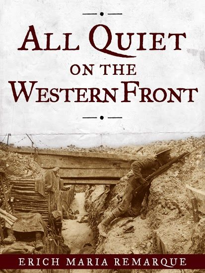 Free Book Notes- All Quiet on the Western Front by Erich Maria Remarque http://www.studymode.com/all-quiet-western-front-notes/