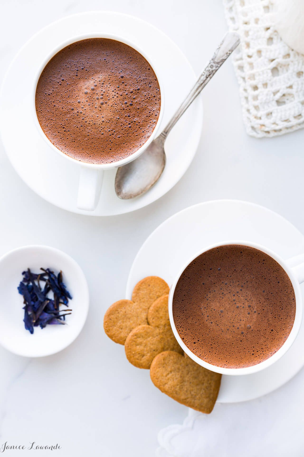 Homemade Dark Hot Chocolate With Real Chocolate Recipe Sipping Chocolate Recipe Hot Chocolate Recipes Hot Winter Drink Recipes