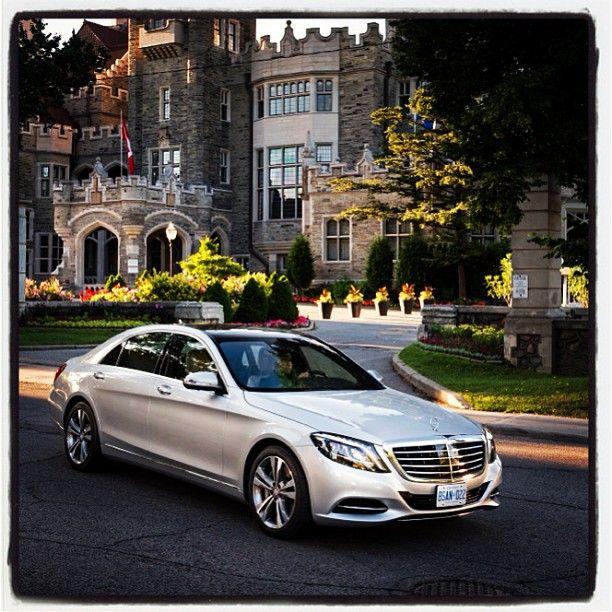 Appropriately regal. #SClass #Firstdrive #Mercedes #Benz