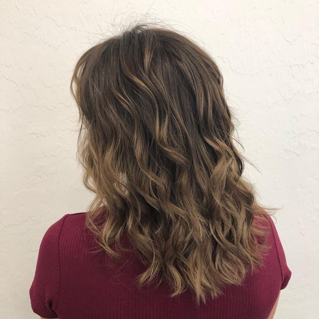 Just A Little Change Best Hair Salon Hair Salon Long Hair Styles