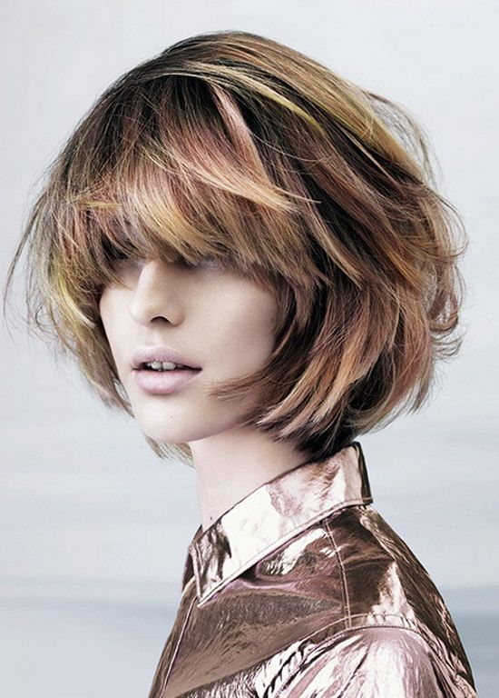 Superb 1000 Images About Round Long Layer Hair Cut On Pinterest Long Short Hairstyles Gunalazisus