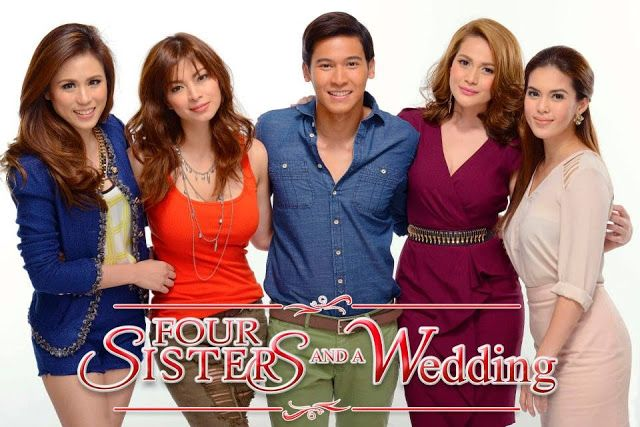 Four Sisters And A Wedding Movie Review Tales Escapades Four Sisters Wedding Movies Sisters