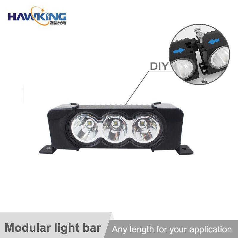 30W LED light bar for Offroad #led #lighting #lightbar #jeep #Truck ...