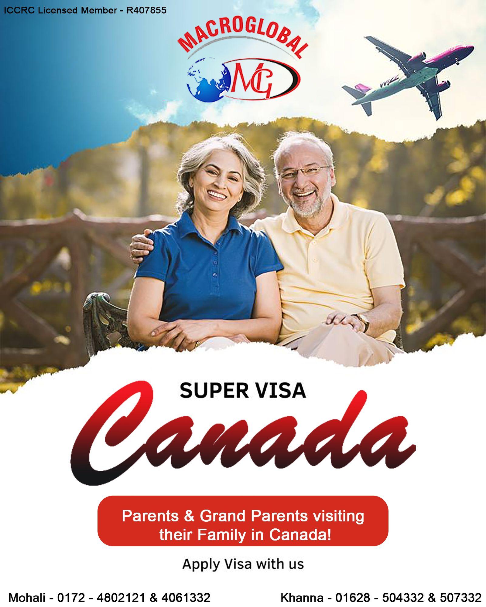 Get Super visa for your grandparents and make them settle