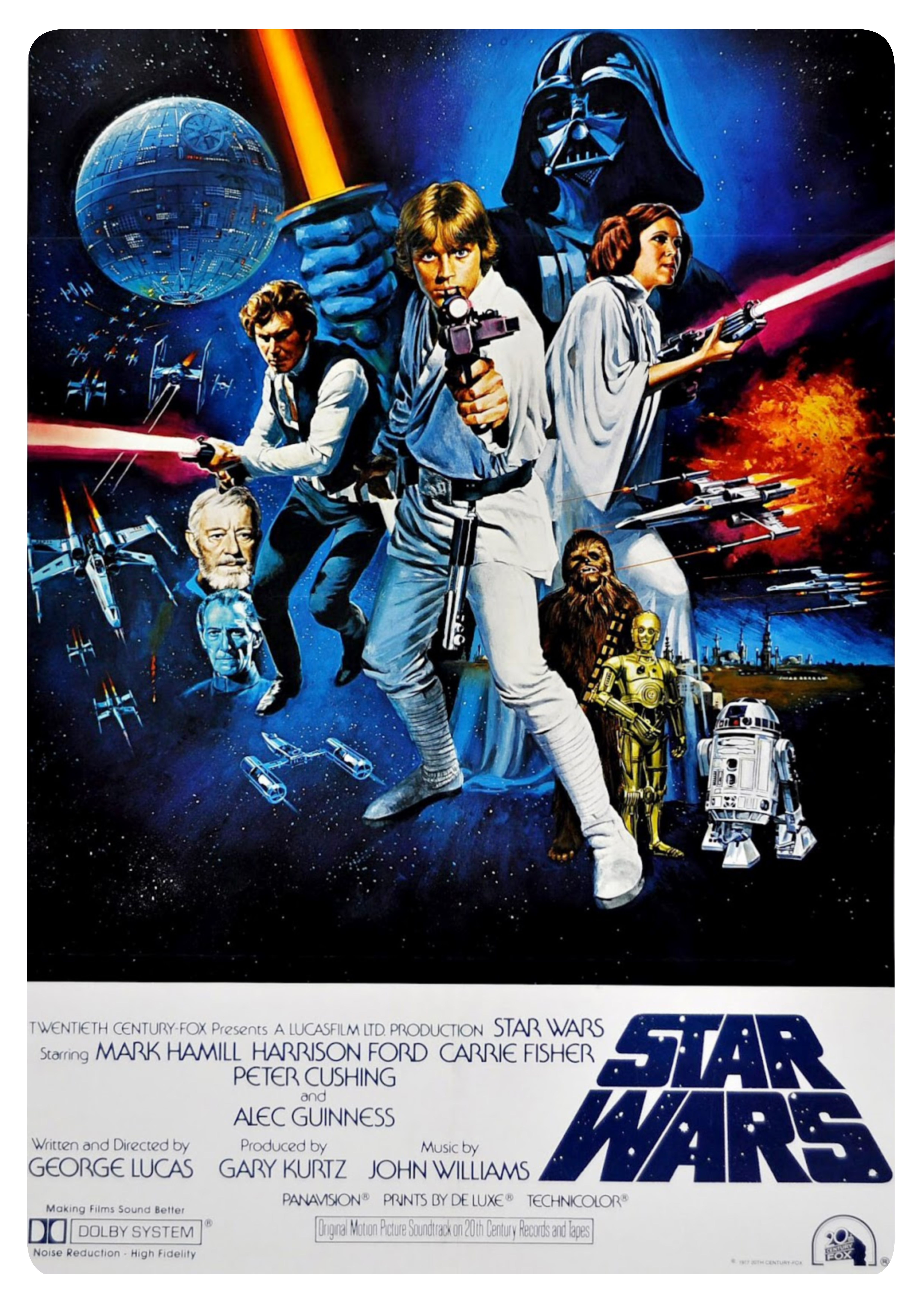Star Wars Posters Pelicula De Star Wars Carteles De Cine Poster De Cine