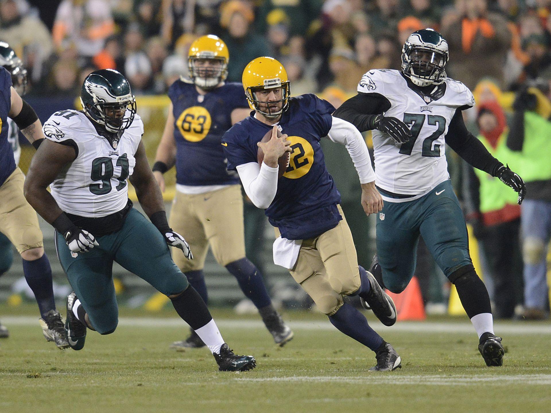 Week 11 In Photos Packers 53 Eagles 20 Packers Eagles Aaron Rodgers