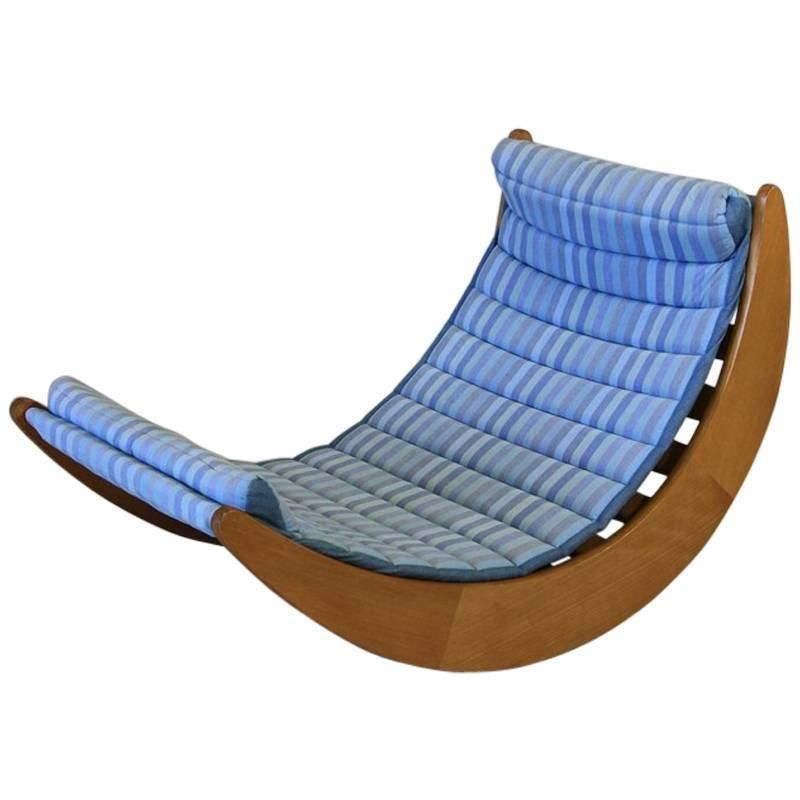 verner panton relaxer chair 1975 relaxer rocking chairs and