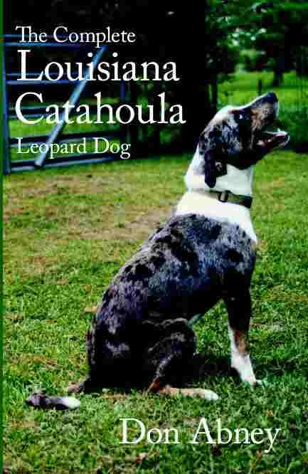 The Complete Louisiana Catahoula Leopard Dog A Must For Anyone