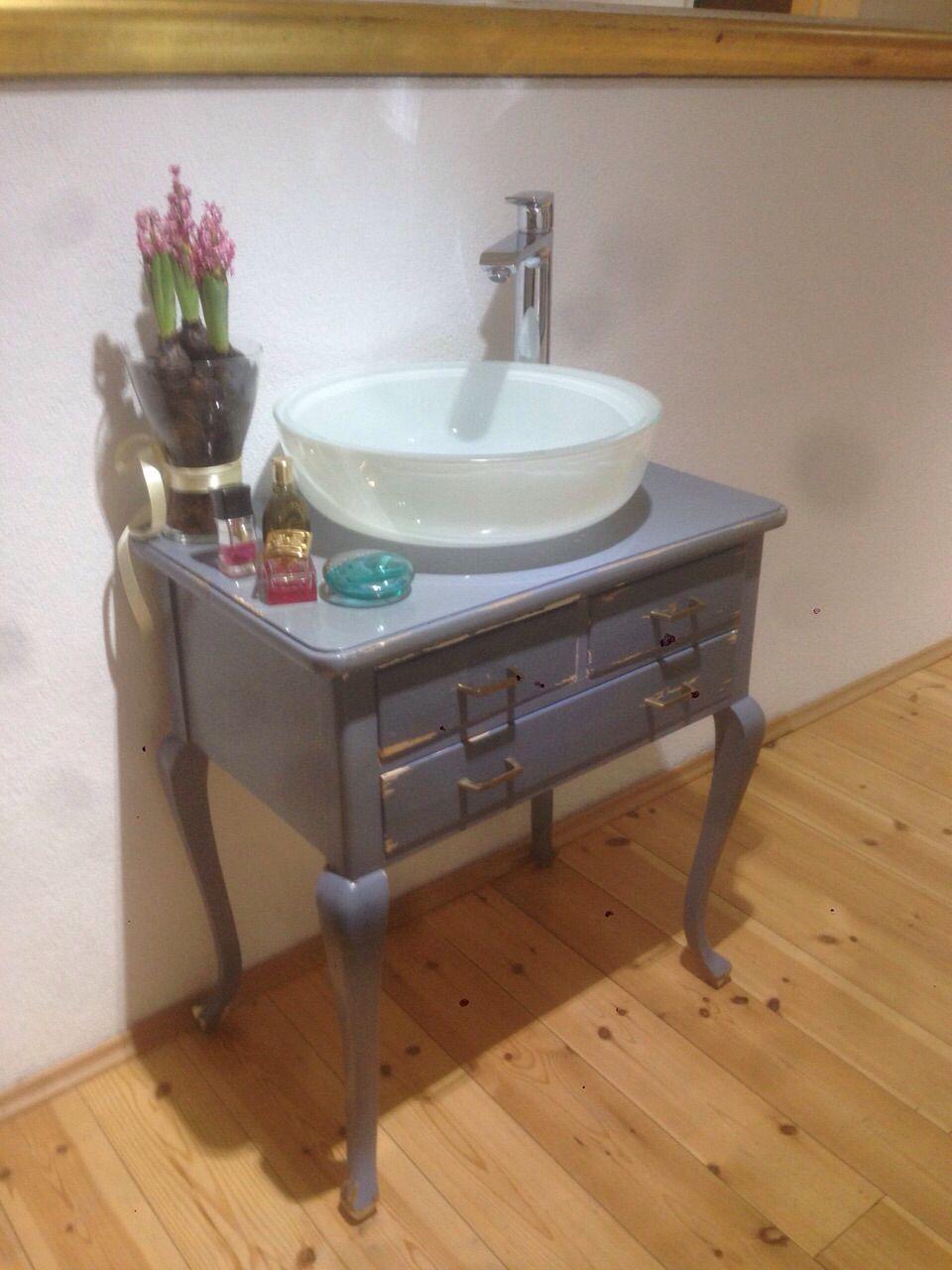 Vintage badezimmer design waschtisch bad vintage landhausstil loft design redesigned by ben p