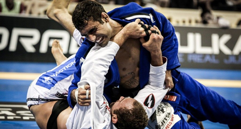 The Pressure Game In Jiu-Jitsu | The Jiu-Jitsu Times | BJJ
