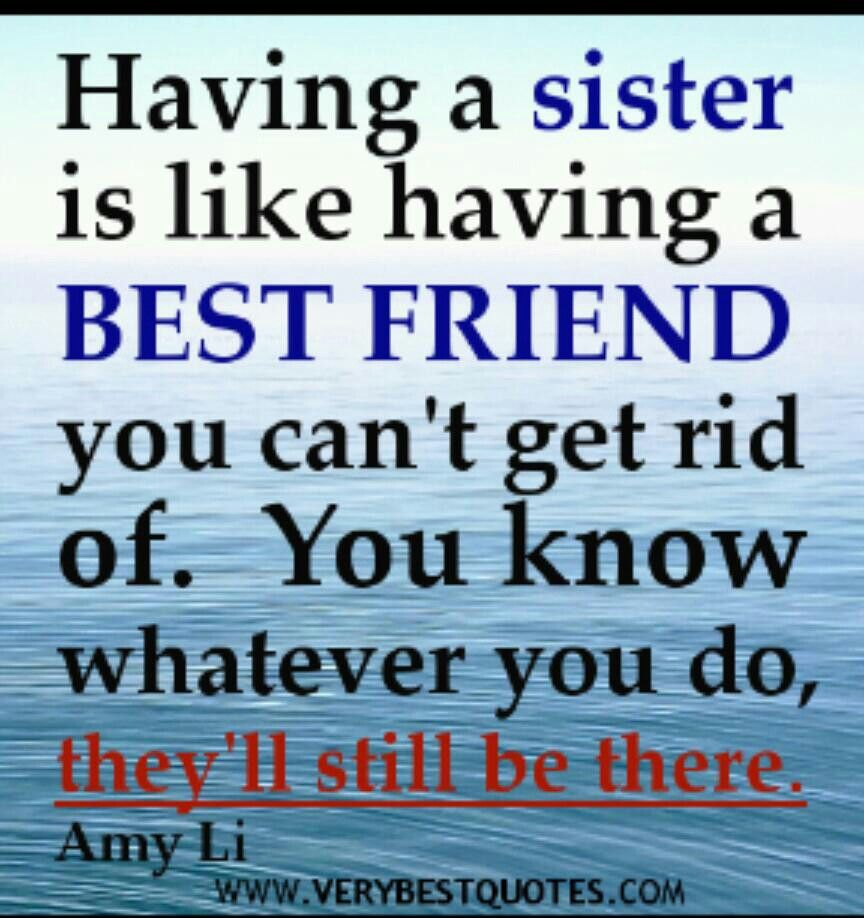 Sister Funny Quotes 100  Quotes About Sibling Love   Sibling Love Custom