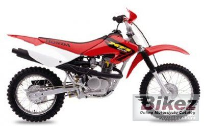 2002 Honda Xr 80 R Specifications And Pictures 2013 Honda Honda Motorcycles For Sale