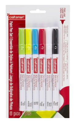 Paint Pens Available At Michael S Paint Pen Sets Paint Pens