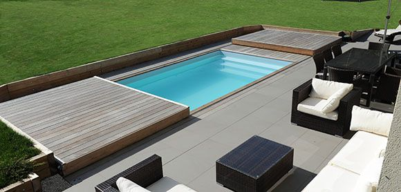 terrasse piscine mobile le rolling deck piscinelle terrasse 1 pinterest terrasses de. Black Bedroom Furniture Sets. Home Design Ideas