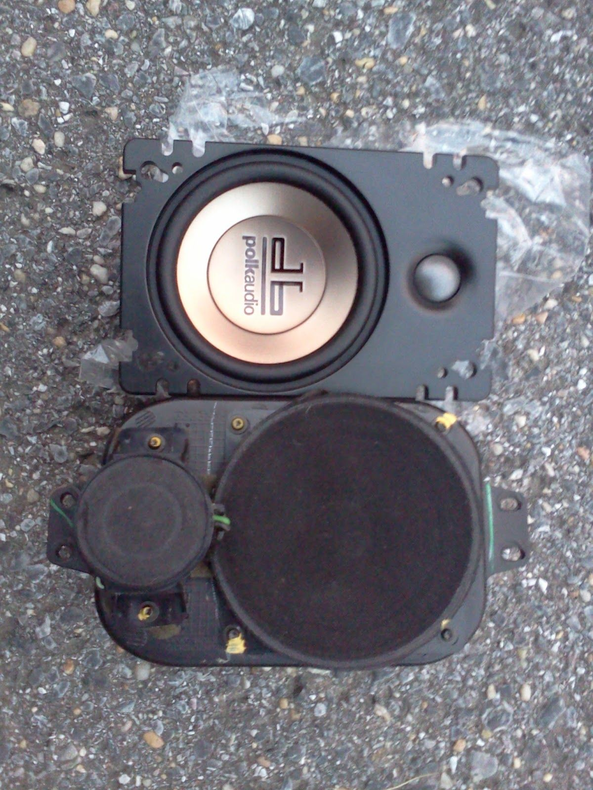 Daedalus Ideas What Ever Comes Of Thinking Tj Speaker Upgrade From Stock Speakers Diy Jeep Accessories Jeep Wrangler Tj Diy Jeep