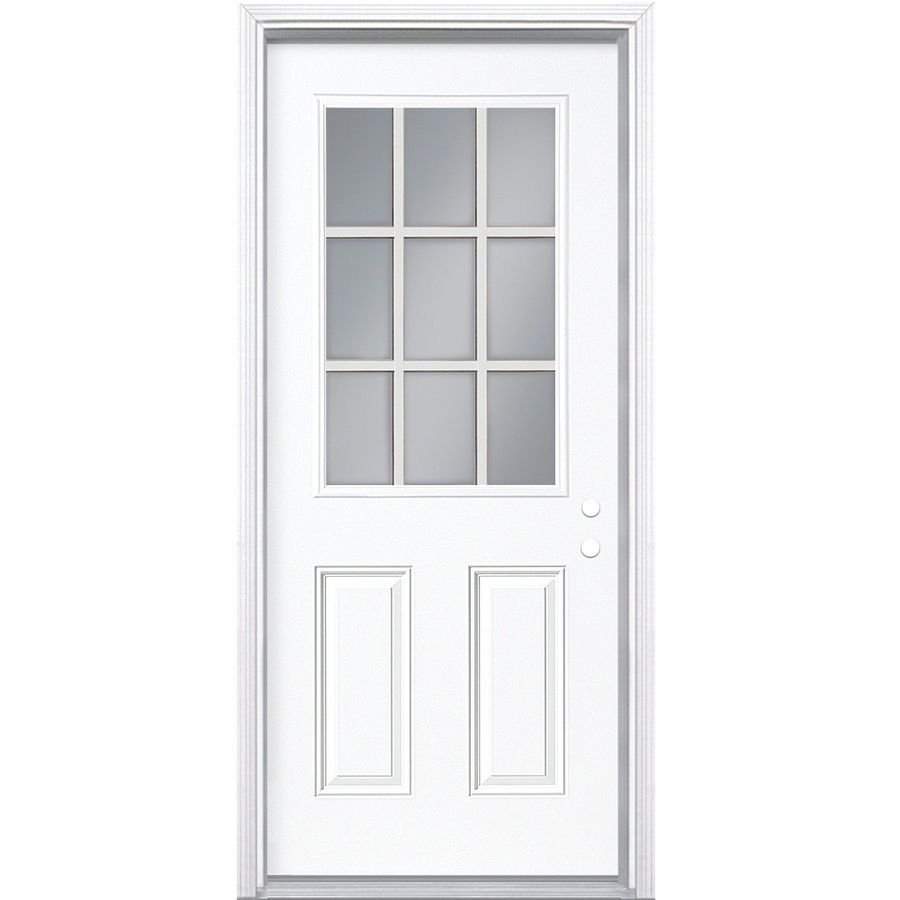 Steel Exterior Doors 30 X 80 Httpthefallguyediting
