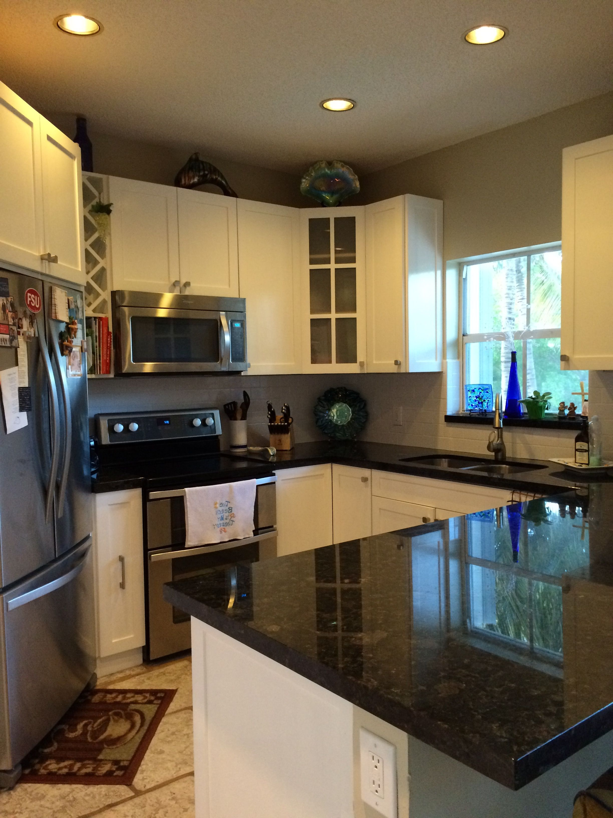 Completely remodeled kitchen | Kitchen, Hollywood beach ...