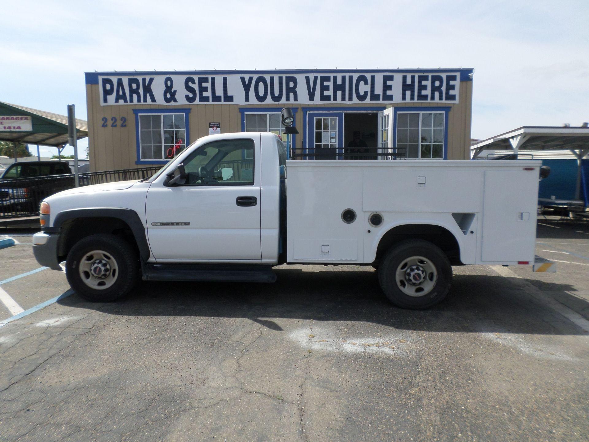 Truck For Sale 2006 Gmc Sierra 2500hd Pge Truck In Lodi Stockton Ca In 2020 Trucks For Sale Gmc Gmc Trucks