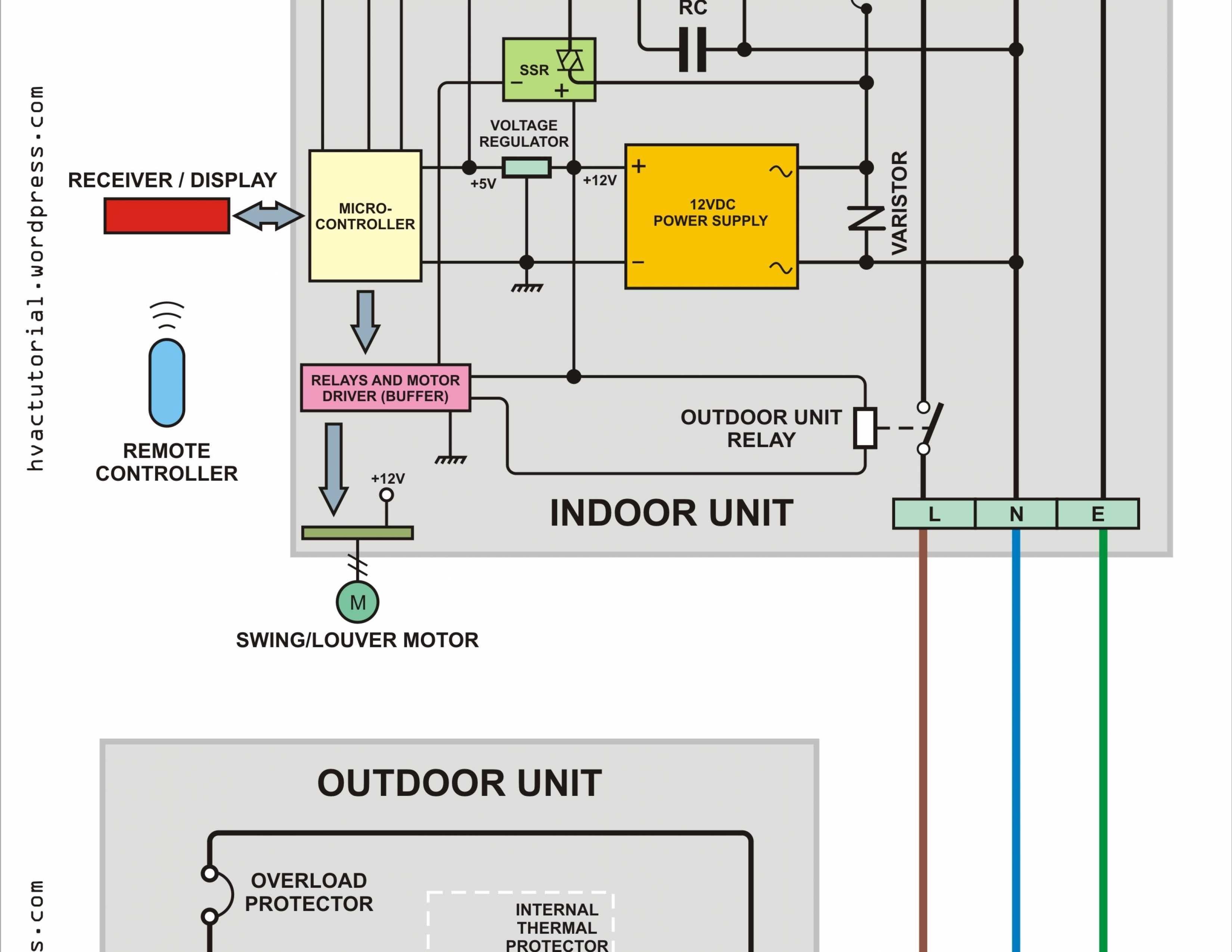 Wiring Diagram Car Air Conditioning diagram