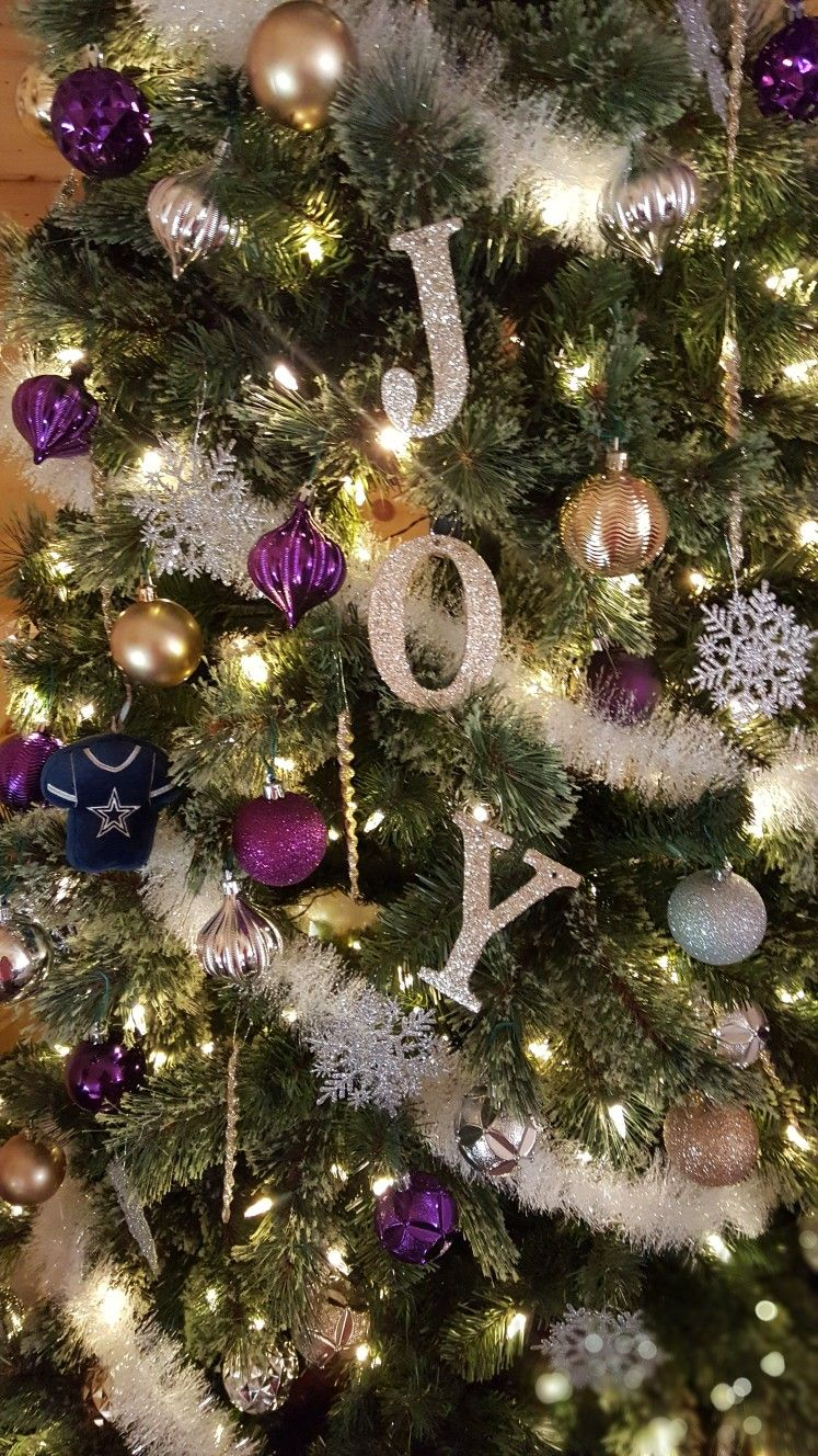 Purple Gold And Silver Christmas Tree Purple Christmas Tree Silver Christmas Tree Gold Christmas Tree