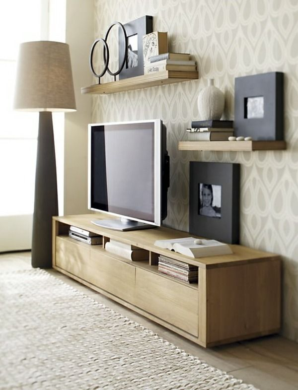 support tele classique et simpliste