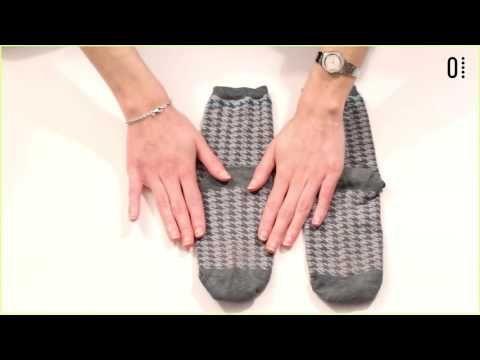 Youtube Doblar La Ropa Calcetines Doblar Camiseta