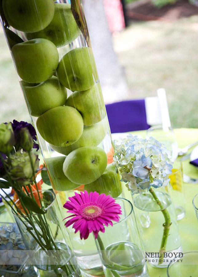 Granny smith apple wedding centerpiece wedding centerpieces granny smith apple wedding centerpiece junglespirit Image collections