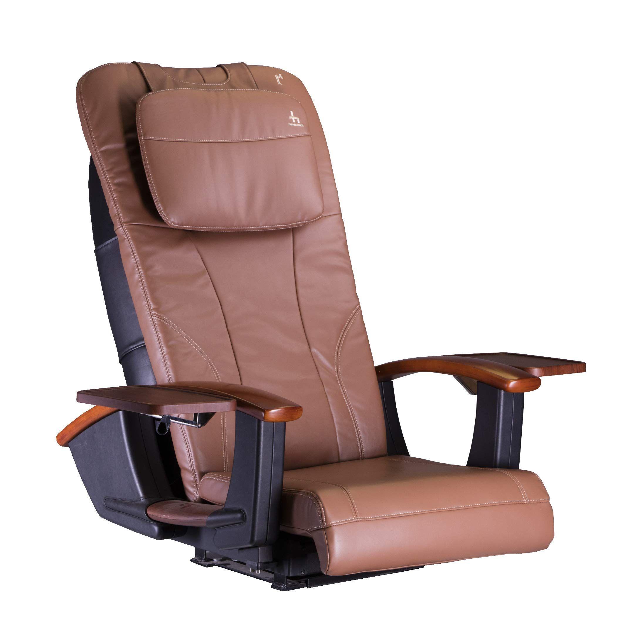 HT135 Pedicure Massage Chair Pad Set (Cappuccino