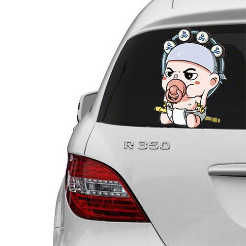 [ Enel ] PACIFIER SERIES FOR CAR