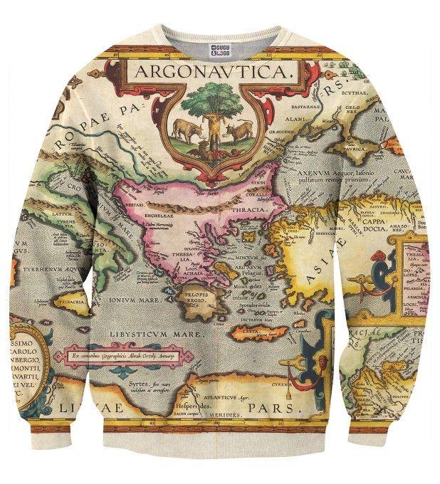 12c6fc55da858a Gugu Maps sweater
