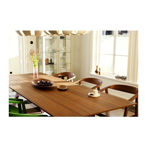 Ikea Stockholm Tisch stockholm tisch ikea tischplatte mit walnussfurnier und beine aus