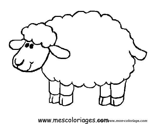 34 Hirte Mit Schafen Ausmalbild - Besten Bilder von ...