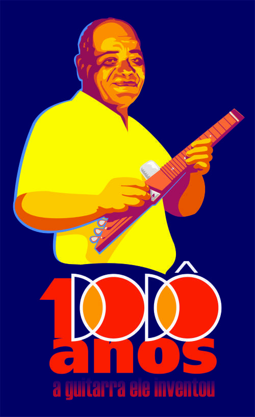 Dodo 100 Anos Do Inventor Da Guitarra Baiana Baianos