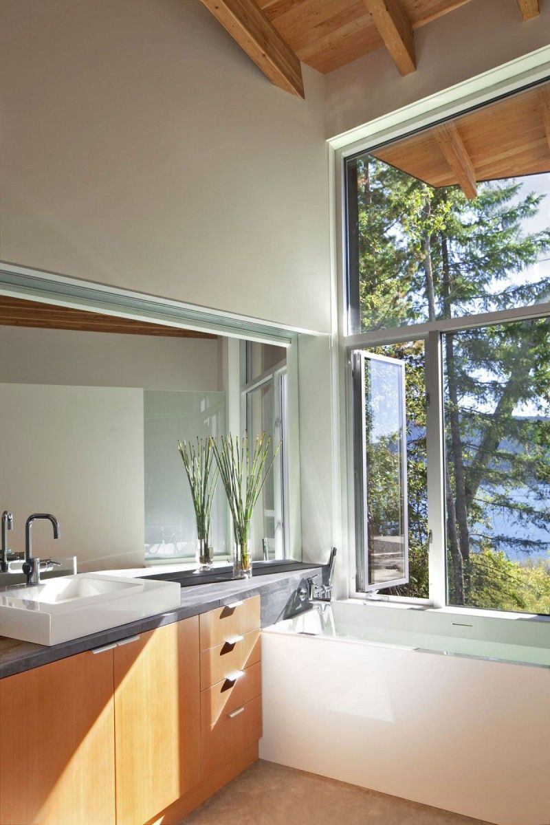 Shuswap cabin by splyce design cabin square feet and spaces