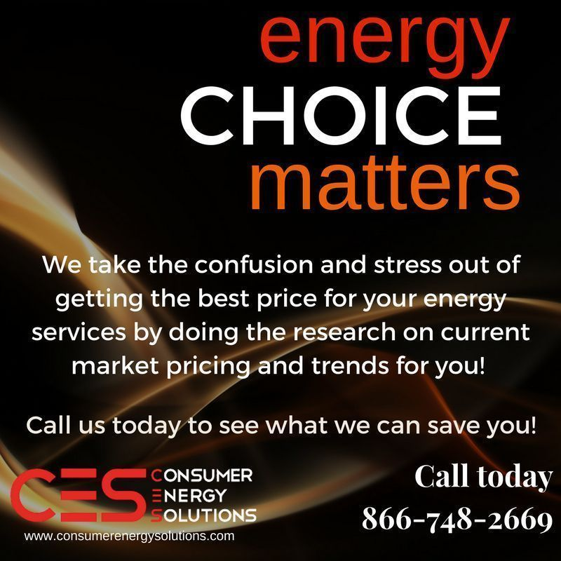 At CES we believe that your energy choices for your