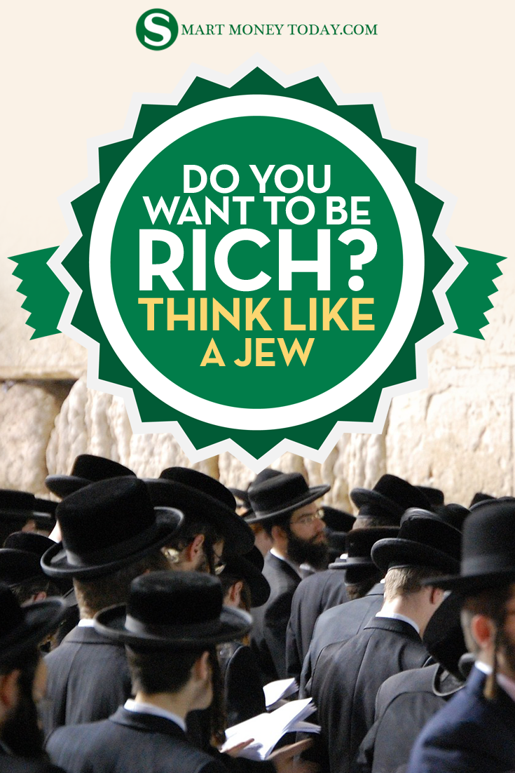 Are jewish successful so why people Why are