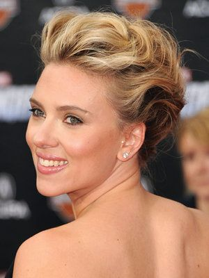 Sweet and Sexy Updos for Summer. Photo by Getty Images