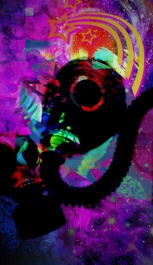 Lifes a gas Vol2 By DefectiveAlien  ⭐    http://www.etsy.com/uk/shop/DefectiveAlien