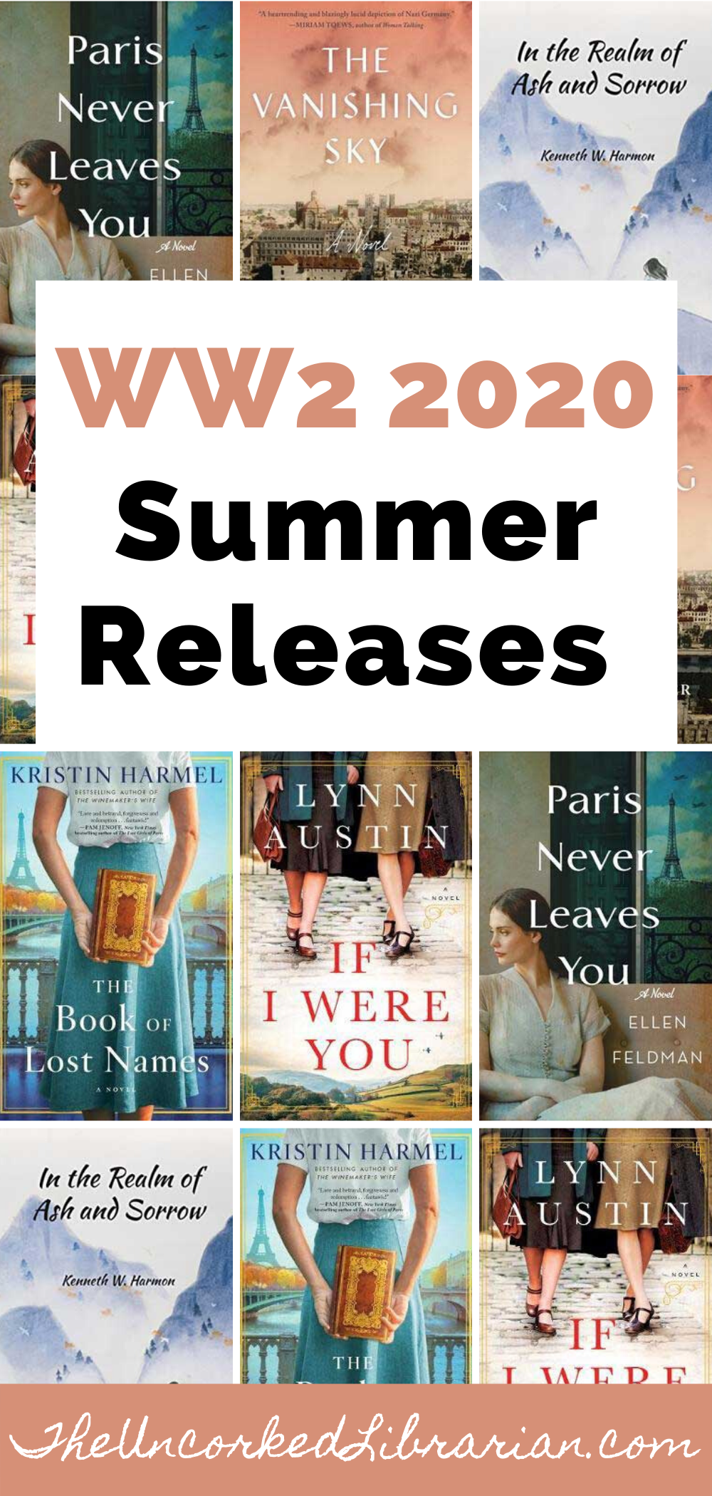Photo of 10 Most Anticipated World War 2 Summer 2020 Book Releases