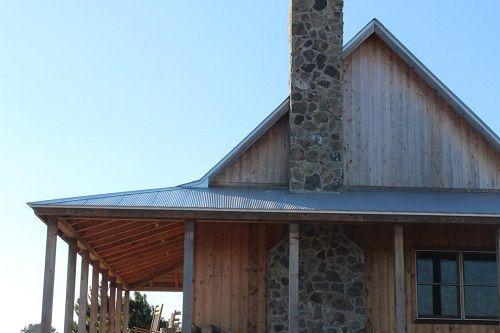 Corrugated Steel Siding The Original Classic Profile Corrugated Panels Are Tough Light Metal Roof Steel Siding Corrugated Roofing