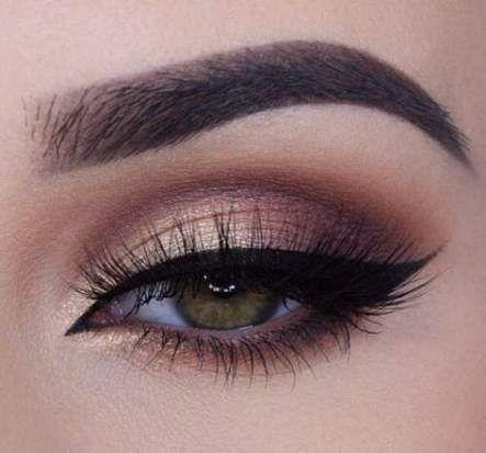 51 ideas for wedding makeup blue eyes brown hair purple
