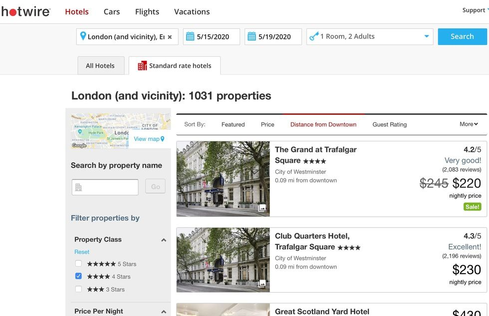 Best And Worst Hotel Booking Sites For 2020 Hotel Booking Sites
