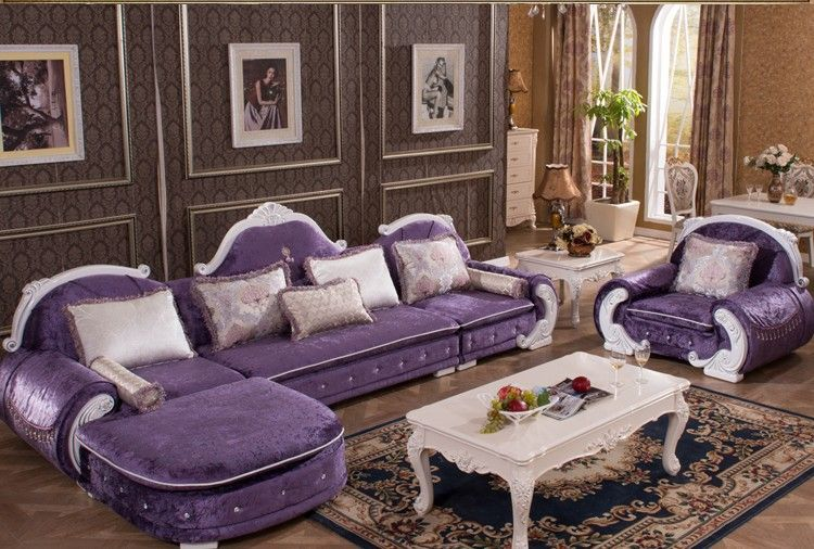 European Style Sofa New Classics French Sofa Designs On Woodwork Fabric Sofa For Living Room Corner Sofa Set In Li Corner Sofa Set Sofa Design Sofa Set Price