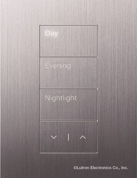 Lutron Electronics Inc Dimmers And Lighting Controls Smart Home Design Elevator Design Modern Light Switches