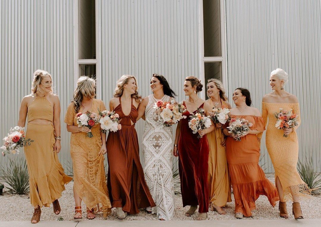 Trending 15 Ideas For Burnt Orange Bridesmaid Dresses For 2019 Orange Bridesmaid Dresses Burnt Orange Bridesmaid Dresses Fall Bridesmaid Dresses [ 763 x 1080 Pixel ]