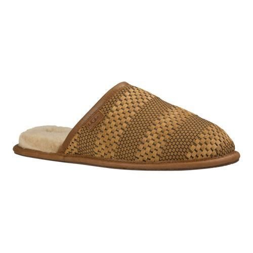 fc454ba0e04 Men's UGG Scuff Weave Slipper | Products | Slippers, Uggs, Online ...