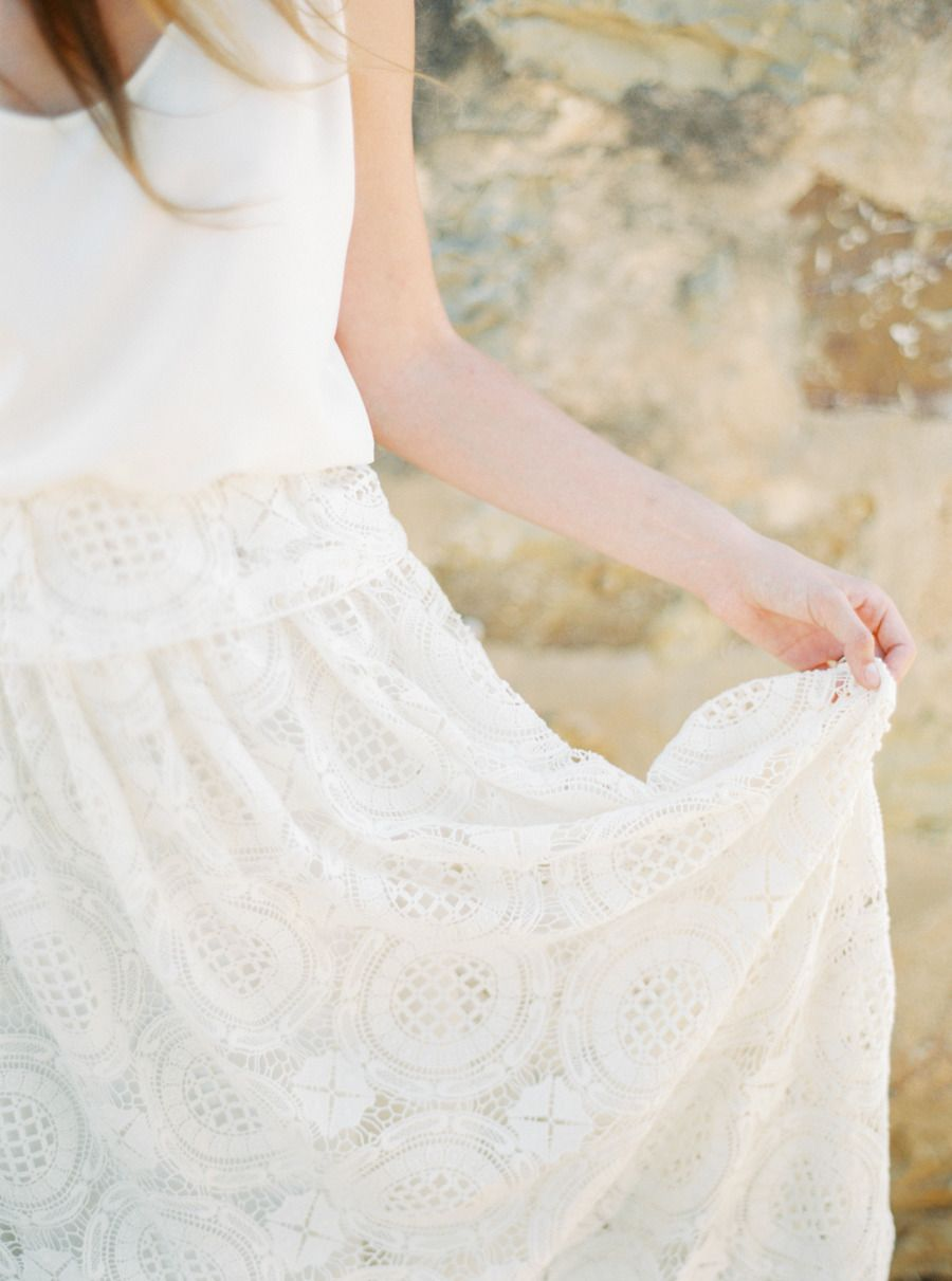 Ibiza inspiration shoot with a touch of boho boho vaulting and
